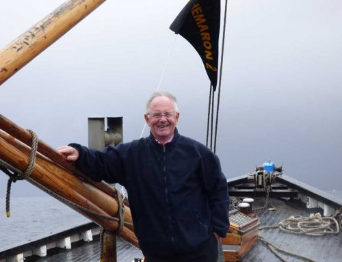 Tarbert Traditional Boat Festival and Book Signing 2016